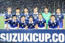 Cambodia Football Team AFF Suzuki Cup 2016