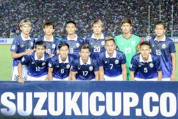 Cambodia Football Team AFF Suzuki Cup 2016