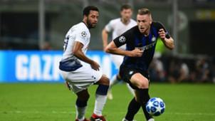 Milan Skriniar Inter Tottenham