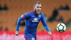 Jeremy Brockie of SuperSport United