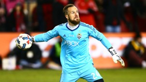 Stefan Frei Seattle Sounders MLS 2017