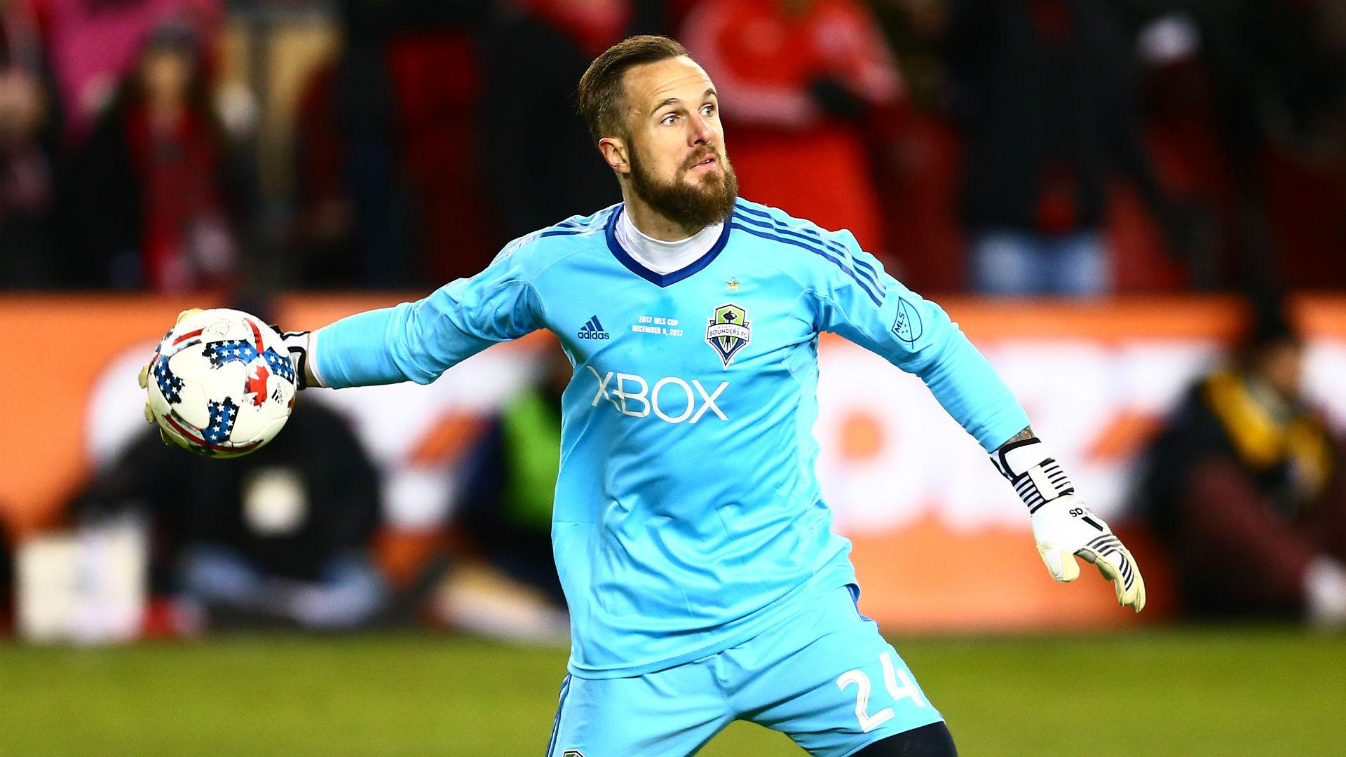 Stefan Frei Seattle Sounders MLS 2017