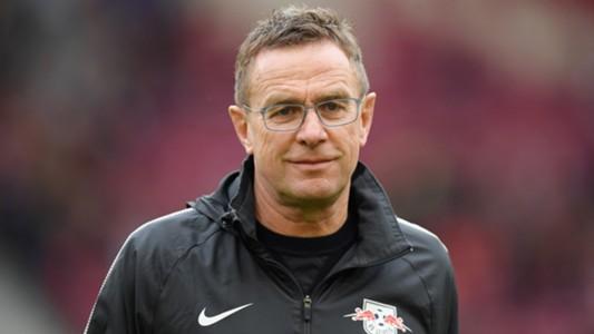Ralf Rangnick RB Leipzig 11032018
