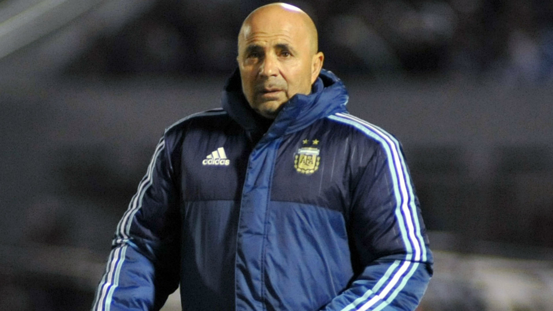 Sampaoli prepara un equipo ultra ofensivo para enfrentar a Uruguay
