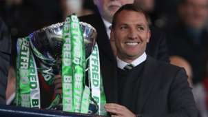 Brendan Rodgers Celtic League Cup