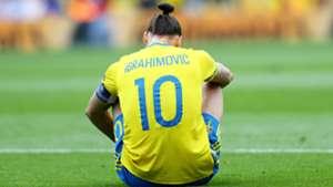 Zlatan Ibrahimovic Italy Sweden Euro 2016