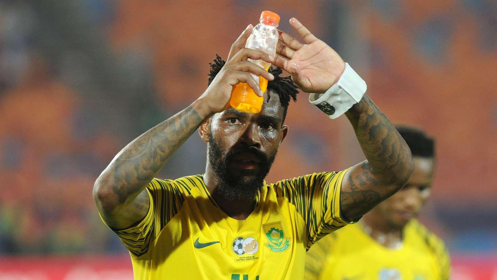 "Afcon 2019:南非队长Hlatshwayo对尼日利亚承认的""软目标""感到遗憾"