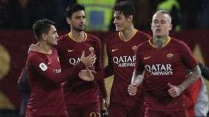 Schick Roma Entella Coppa Italia