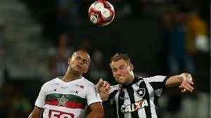 Joel Carli Botafogo Portuguesa-RJ Carioca 24 03 2018
