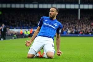Cenk Tosun Everton Brighton 03/10/18