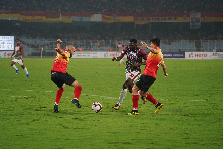 Mohun Bagan East Bengal Kolkata Derby