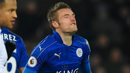 HD Jamie Vardy Leicester City