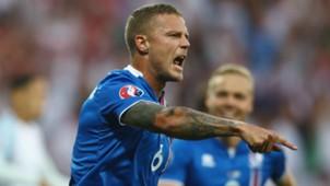 Ragnar Sigurdsson Iceland Euro 2016
