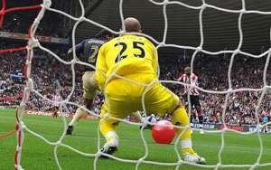 Reina Liverpool Sunderland