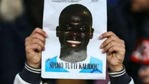 Koulibaly Napoli fans