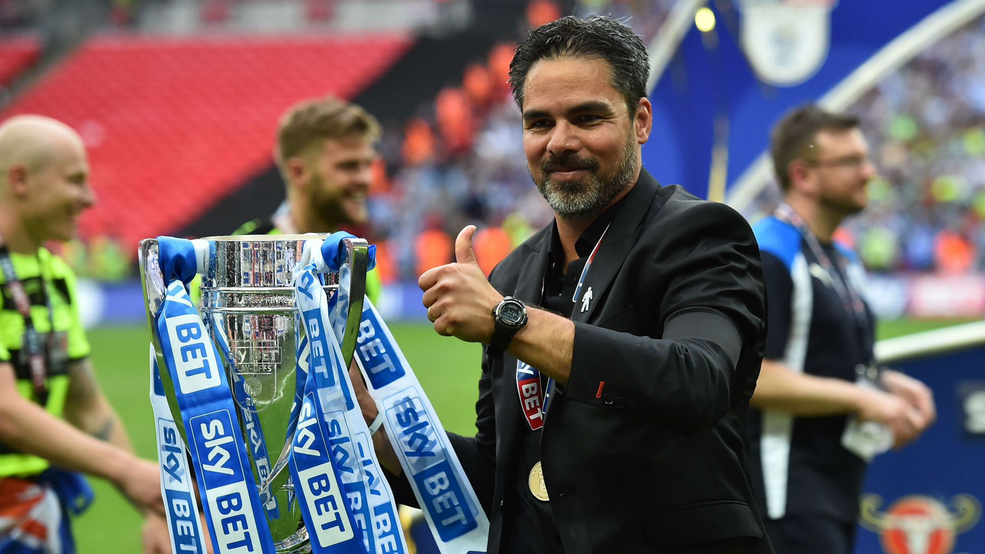 David Wagner Huddersfield Town playoff 2017