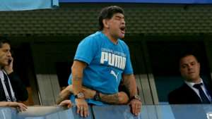 'Even Tonga could beat us' - Maradona slams Argentina after Copa America defeat