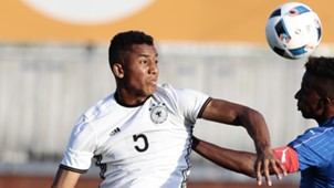 Felix Uduokhai Germany Italy Friendy U20 09012016