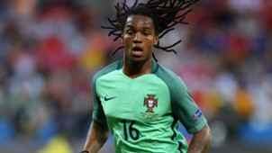 Renato Sanches Portugal Euro 2016