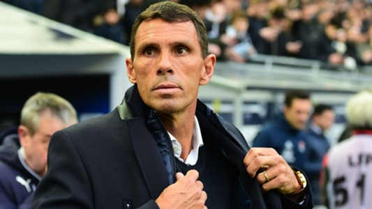 Gustavo Poyet Bordeaux Lyon Ligue 1 28012018