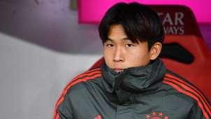 FC Bayern München Woo-yeong Jeong 27112018
