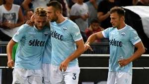 Immobile Juventus Lazio Italian Supercup