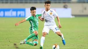 Nguyen Hoang Quoc Chi Phu Dong FC Quang Nam National Cup 2019
