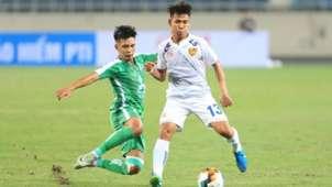 Nguyen Hoang Quoc Chi Phu Dong FC Quang Nam National Cup 2019