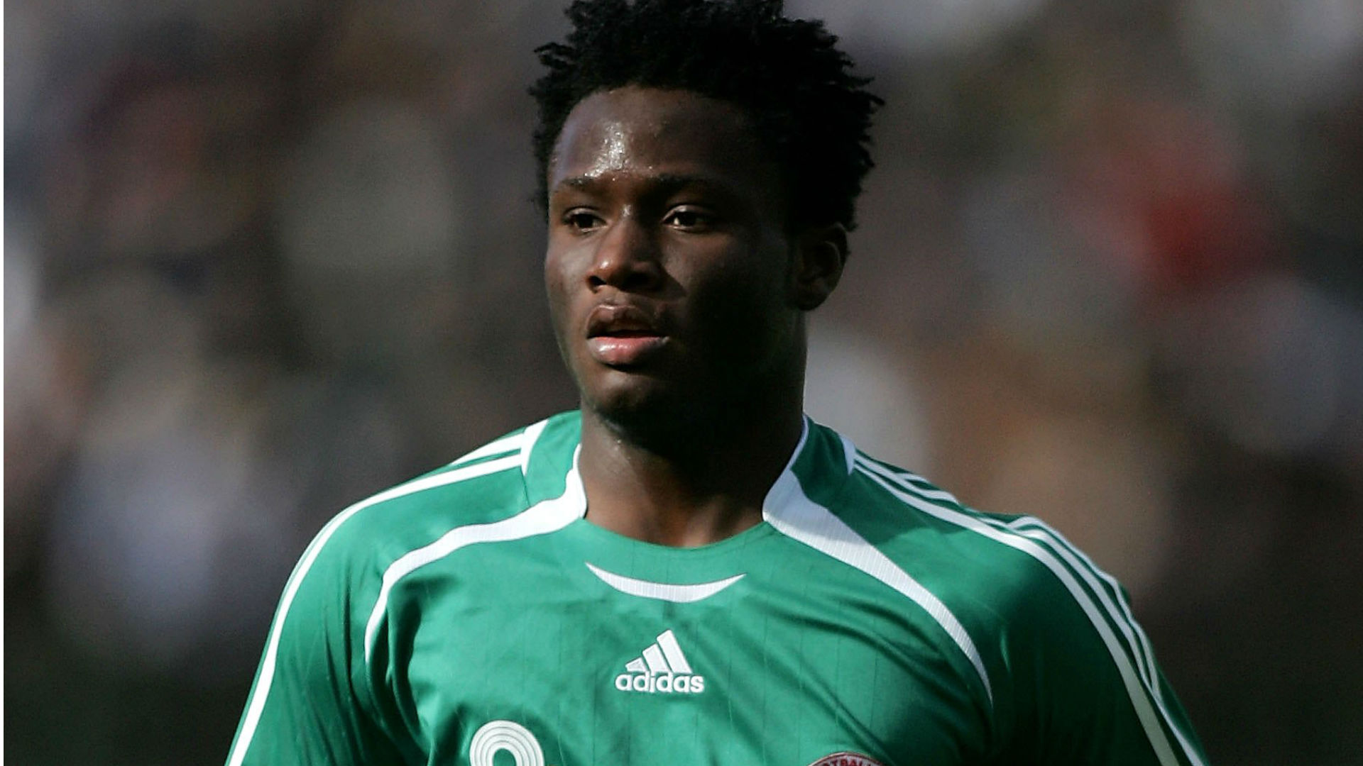 Gabriel Okechukwu ready to fight for Super Eagles FIFA World Cup slot