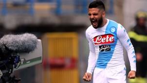 Lorenzo Insigne Empoli Napoli Serie A