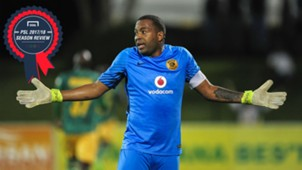 Itumeleng Khune of Kaizer Chiefs - end of season review