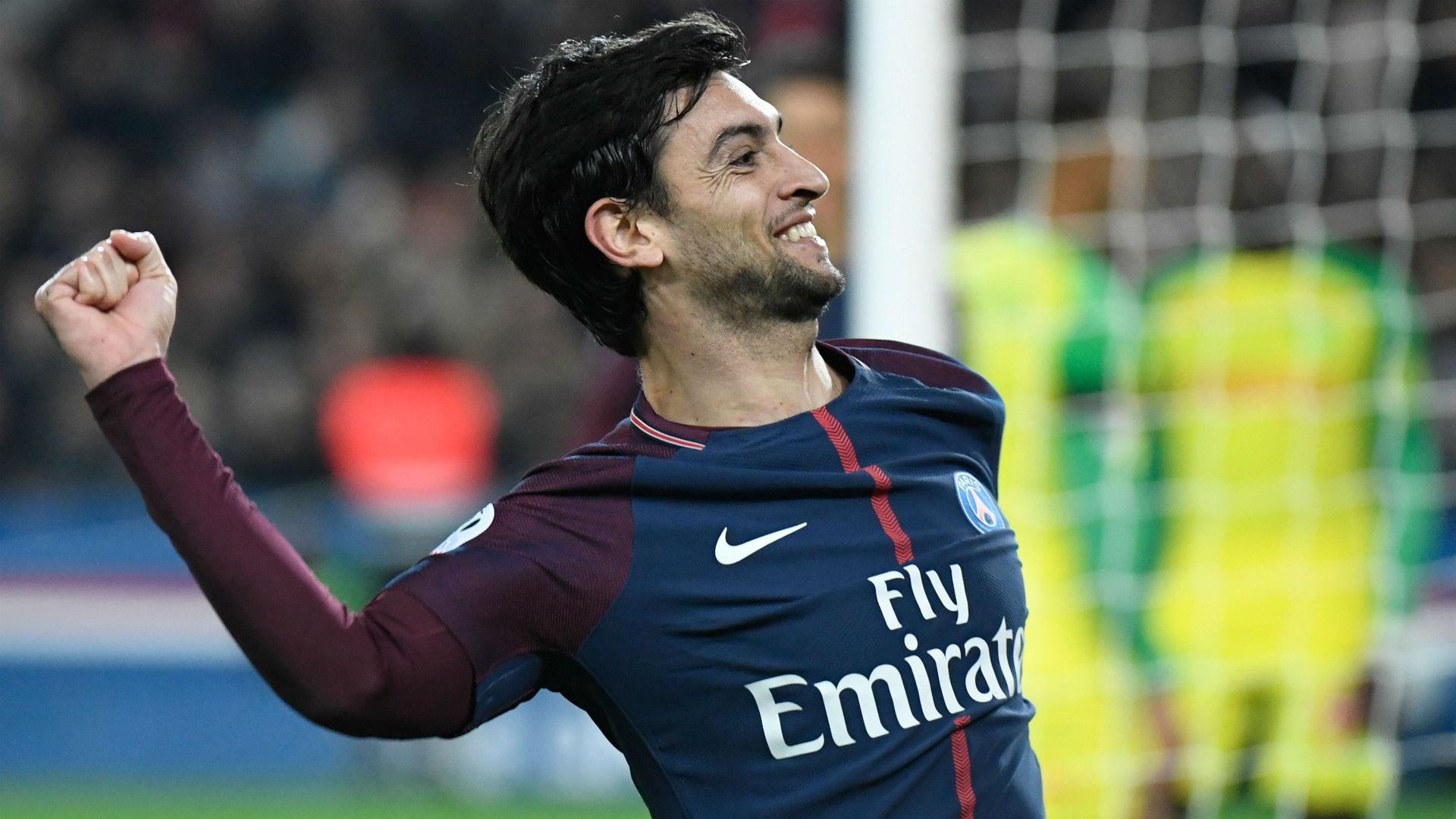 Javier Pastore PSG Nantes Ligue 1 18112017