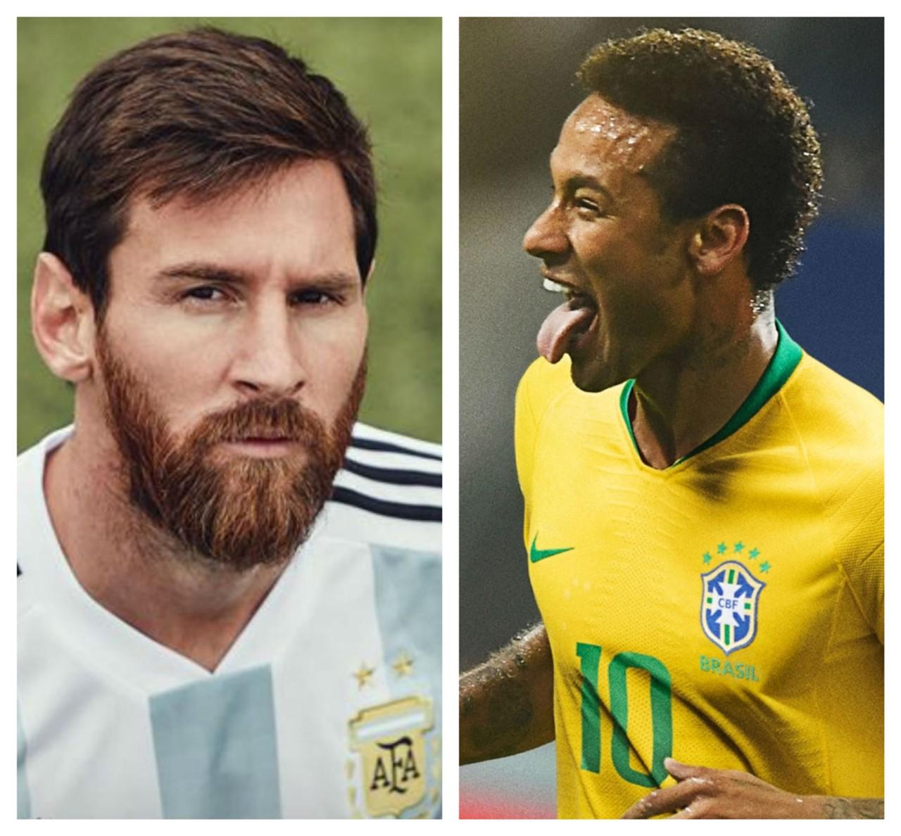 Neymar needs to mature to reach Messi levels - Xavi