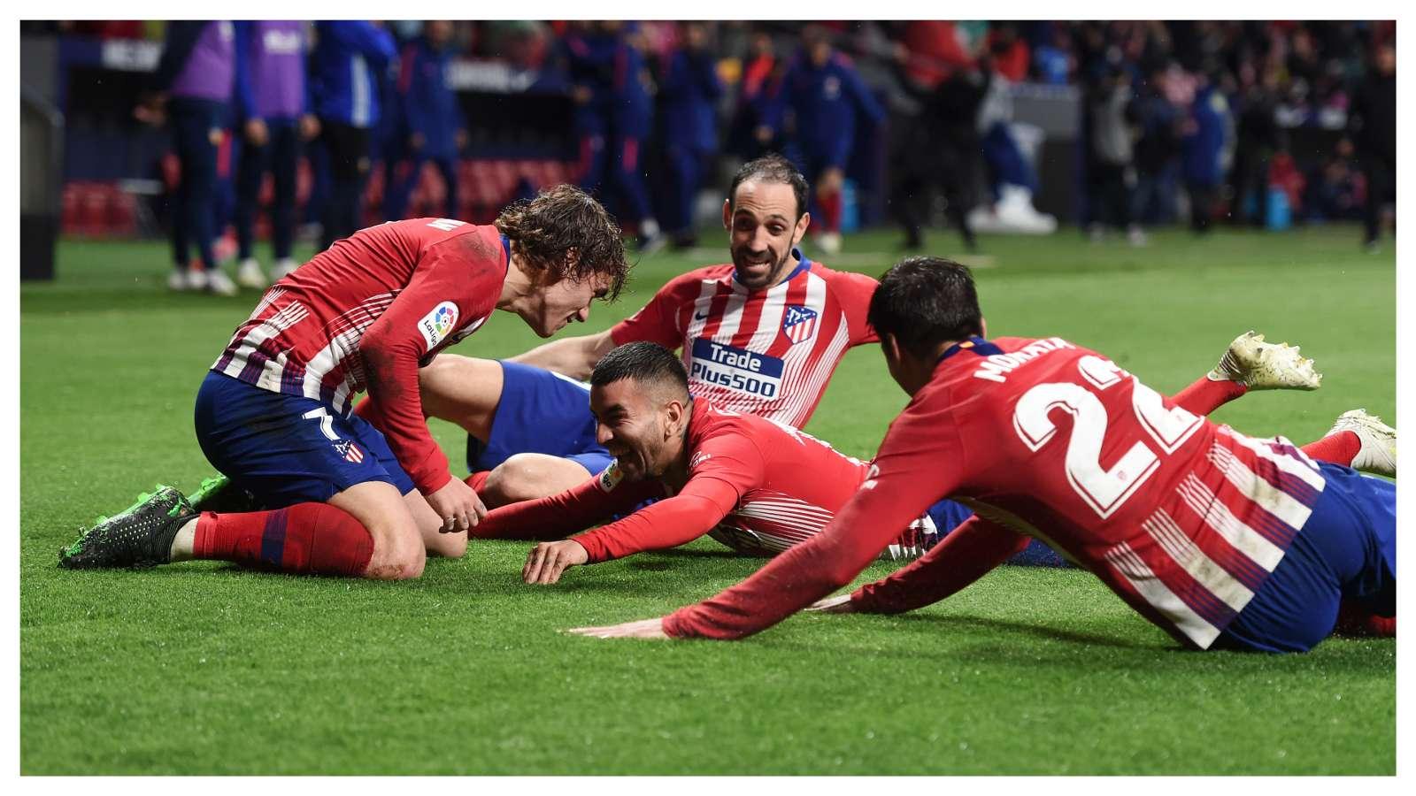 Atlético Madrid - Valladolid (1-0), les Colchoneros font le travail