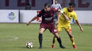 Willem Jan Pluim - Bhayangkara FC & Indra Kahfi - PSM Makassar Pekan Ke-30