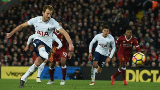 Harry Kane Liverpool Tottenham