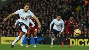 Harry Kane Liverpool Tottenham