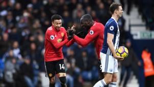 Lingard Lukaku Manchester United 17122017