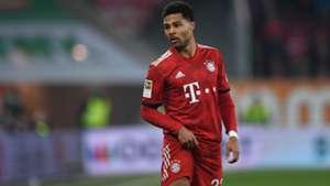 Serge Gnabry Bayern 2019