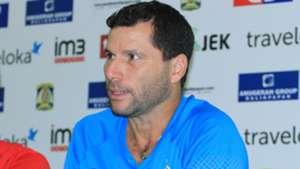 Oswaldo Lessa - Sriwijaya FC