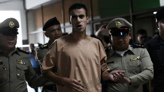 Hakeem Al Araibi: Hakeem Al-Araibi Faces Court In Shackles, Begs Not To Be