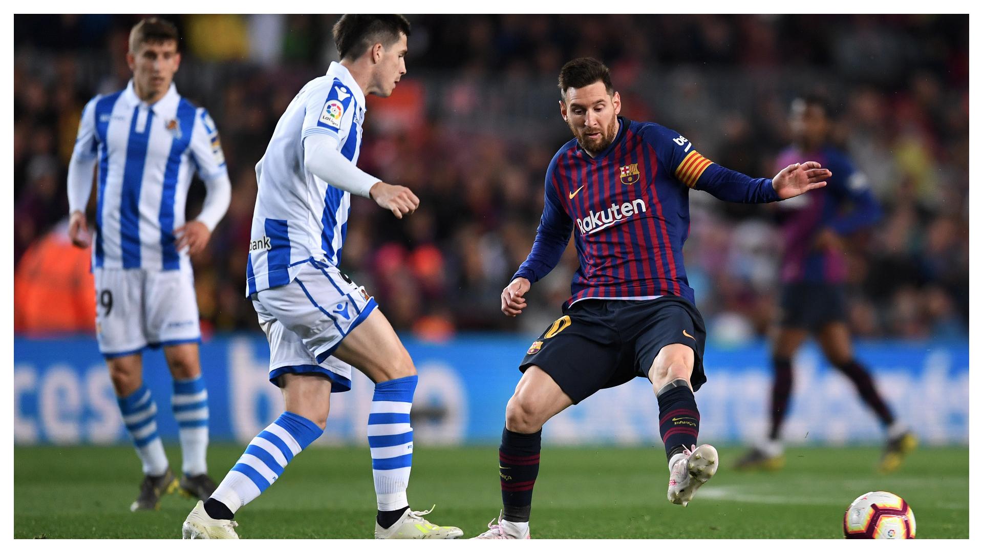 Sergio Busquets au repos, Ousmane Dembélé titulaire — Barça-Real Sociedad