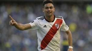 Gonzalo Pity Martinez Boca River Superclasico Superliga 23092018