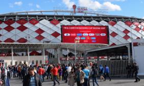 confederation cup 2017 fans (Goal.com/ar) by mahmoud maher