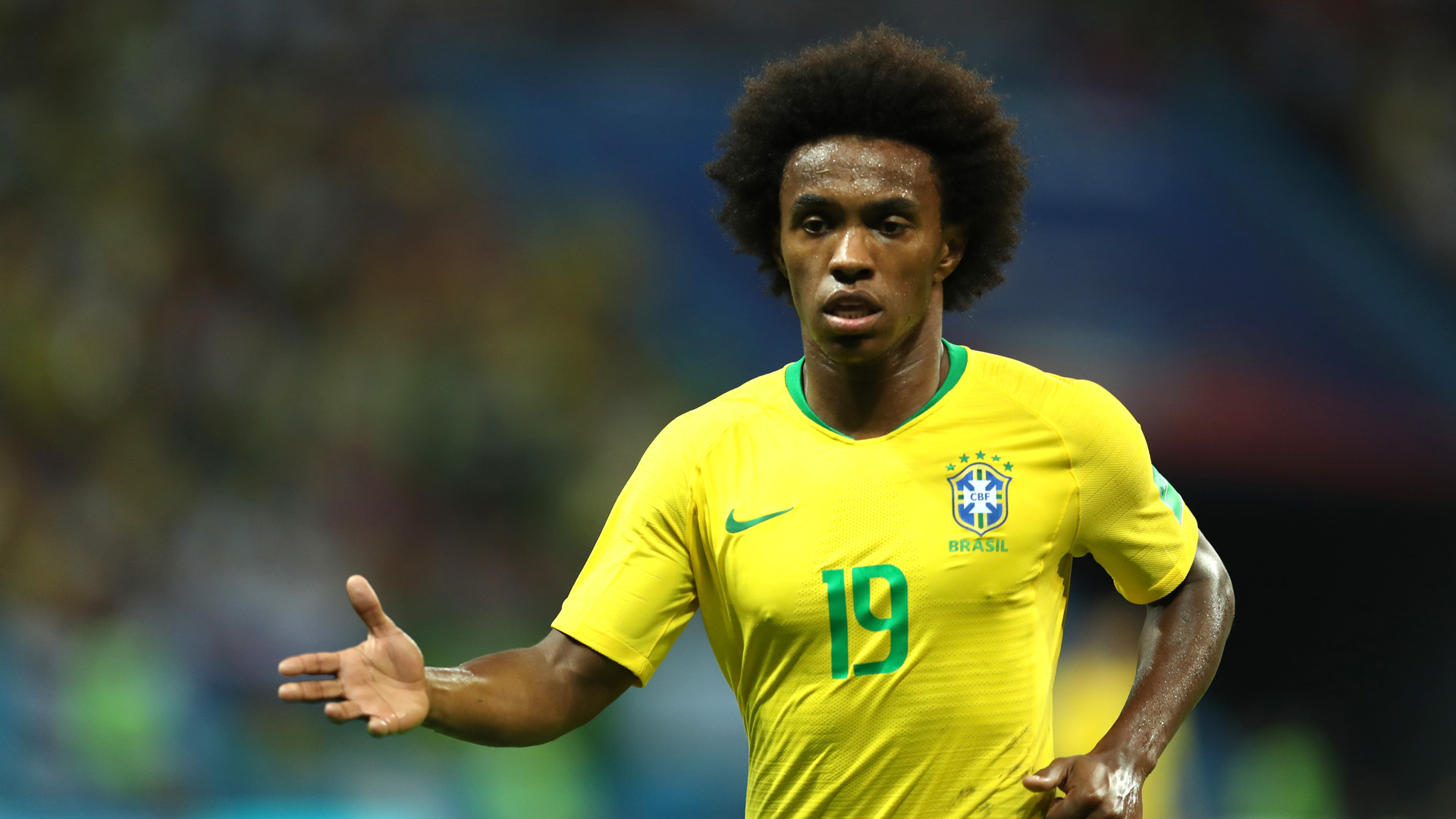 Willian Brasilien WM 2018 06072018