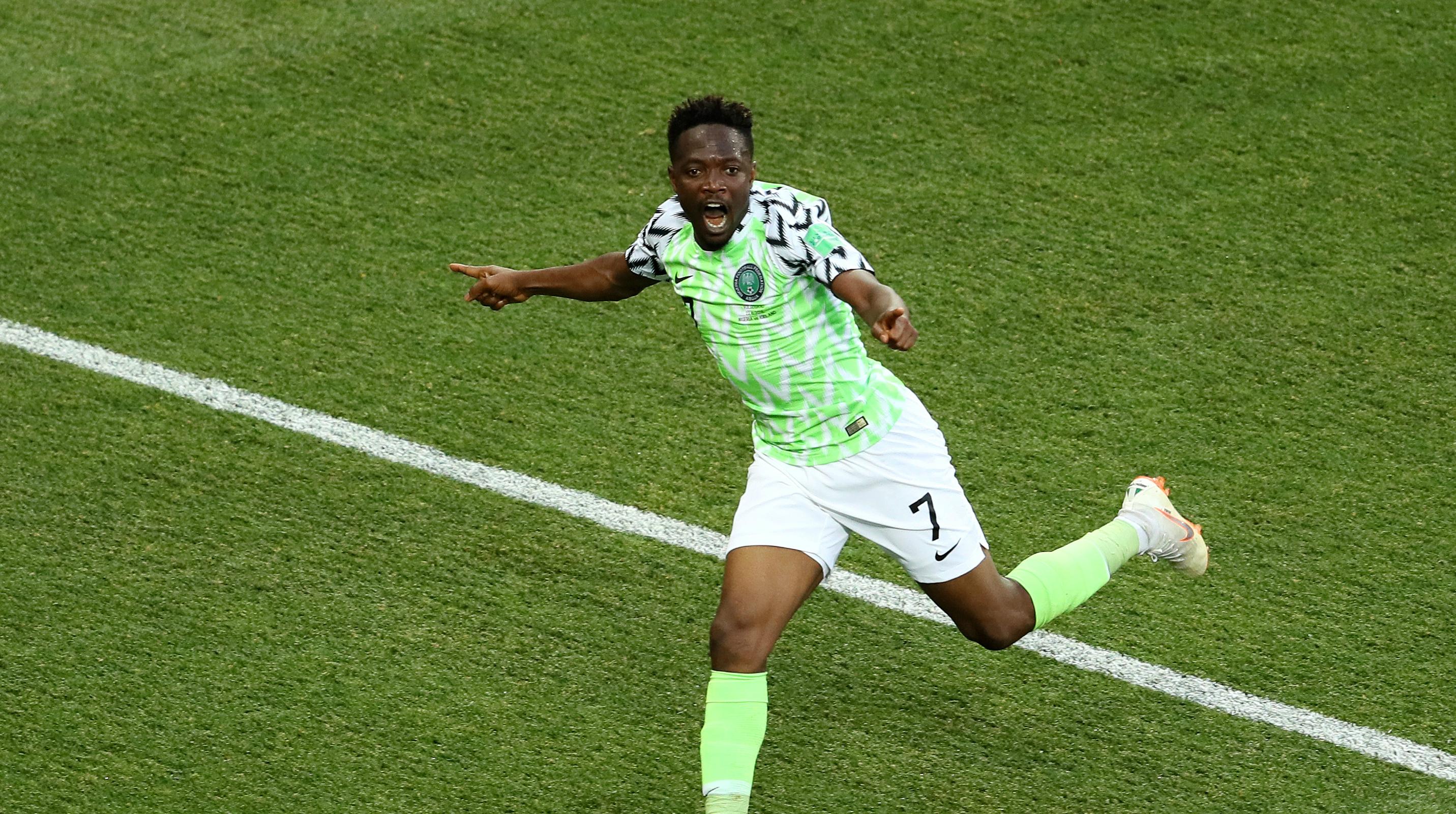 nigeria gegen island so seht ihr die highlights goal