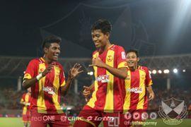 Kugan Dhevarajan, Syahmi Safari, Selangor, Malaysia Super League, 07022018