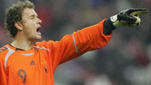 Jens Lehmann Germany 2006 WC