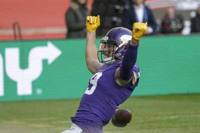 Adam Theilen, Minnesota Vikings