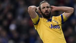 Gonzalo Higuain Real Madrid Juventus Champions League